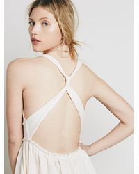 Free People | Pink Rite On Time Mini | Lyst