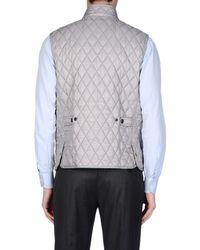 Burberry | Gray Jacket for Men | Lyst