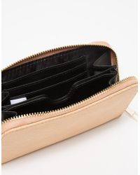 Need Supply Co. - Natural Mallory Faux-Leather Wallet - Lyst