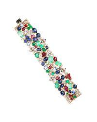 Seaman Schepps - Metallic Garden Bracelet - Lyst