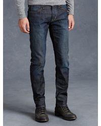 John Varvatos | Blue Bowery Jean for Men | Lyst