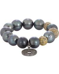 Carole Shashona | Gray Golden Inspiration Bracelet | Lyst