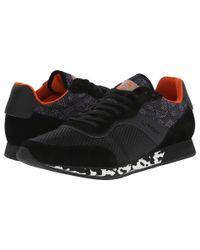 Etro   Black Runner Sneaker for Men   Lyst