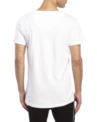 Moods Of Norway - White Tor Andreas Lind Graphic Tee for Men - Lyst