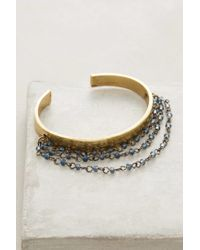 Anthropologie | Gray Gracie Cuff | Lyst