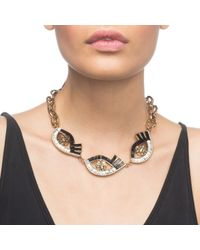 Lulu Frost - Multicolor Lumen Necklace - Lyst
