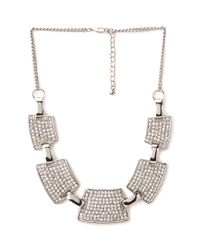 Forever 21 | Metallic Glam Chain-link Necklace | Lyst