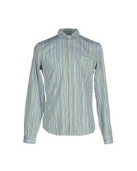 Robert Friedman - Green Shirt for Men - Lyst