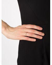 Irene Neuwirth | Metallic 18kt Gold Moonstone Ring | Lyst