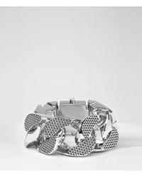 AllSaints | Metallic Teneil Bracelet | Lyst