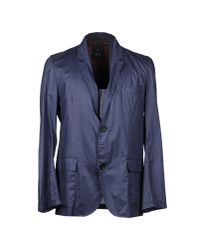 Sealup - Blue Blazer for Men - Lyst