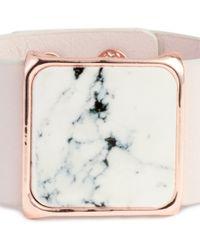 H&M | Pink Bracelet | Lyst