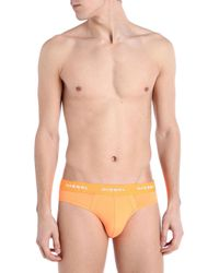 DIESEL - Orange Umbr-andry for Men - Lyst