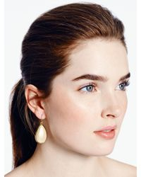 kate spade new york - Natural Day Tripper Earrings - Lyst
