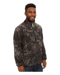 Patagonia | Multicolor Reversible Snap-t Glissade Pullover for Men | Lyst