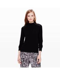 Club Monaco - Black Demetra Cashmere Sweater - Lyst