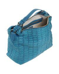 Desmo - Blue Handbag - Lyst
