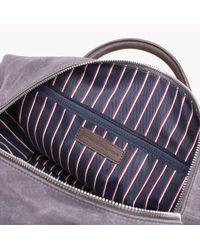 Tommy Hilfiger   Gray Wilshire Duffle Bag for Men   Lyst