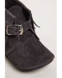 Anthropologie | Gray Mox Childrens Moccasins | Lyst