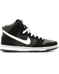 "Nike - Black Sb Dunk High Pro ""venom"" for Men - Lyst"