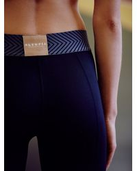 Free People - Black Olympia Activewear Womens Phoenix Legging - Lyst
