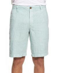 Tailor Vintage | Natural Linen Walking Shorts for Men | Lyst