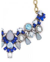 BaubleBar | Blue Opal Atmosphere Bib | Lyst
