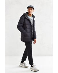 The North Face | Black Fossil Ridge Parka Jacket for Men | Lyst