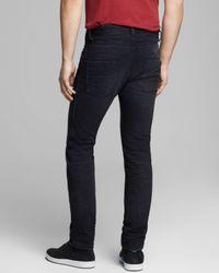 DIESEL - Black - Darron Slim Fit In 833X for Men - Lyst