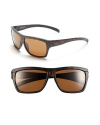 Smith Optics | Brown 'mastermind' 60mm Polarized Sunglasses | Lyst