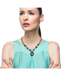 Lulu Frost - Multicolor Scarab Family Necklace - Lyst