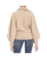 Polo Ralph Lauren | Natural Ralph Lauren Women's Sweater | Lyst