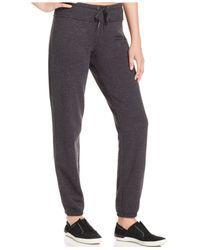 Calvin Klein - Gray Performance Jogger Pants - Lyst