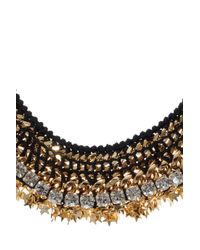 Venessa Arizaga | Metallic Stars Necklace | Lyst