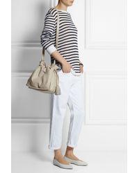 Loewe - Brown Medium Flamenco Knot Leather Shoulder Bag - Lyst