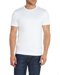 Michael Kors - White Sleek Mk Crew Neck T Shirt for Men - Lyst