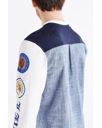 Staple - White Highland Long-Sleeve Tee for Men - Lyst