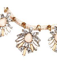 Pinko | Metallic Bijoux Woman | Lyst