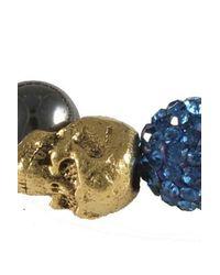 Electric Picks - Multicolor 'two Heads' Bracelet - Lyst