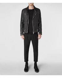 AllSaints | Black Tallis Pant Usa Usa for Men | Lyst