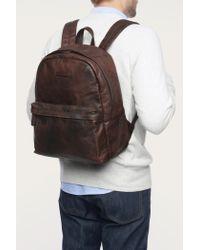 Frye | Brown Tyler Backpack for Men | Lyst