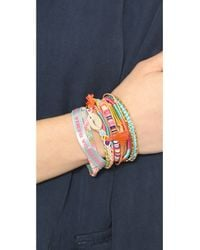 Hipanema | Multicolor Rainbow Bracelet Multi | Lyst
