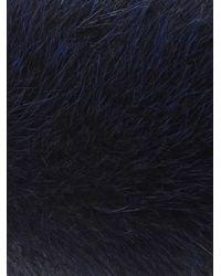 'S Max Mara - Blue Susanna Fur Cuffs - Lyst