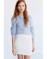 Kimchi Blue   White Rosalie Mini Skirt   Lyst