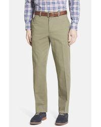 Bills Khakis | Green 'm2' Standard Fit Vintage Twill Pants for Men | Lyst