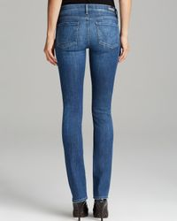 Citizens of Humanity | Blue Jeans Ava Straight in Corfu | Lyst