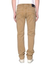Pt05 - Natural Straight Low-Rise Jeans for Men - Lyst