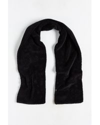 Bickley + Mitchell - Black X Uo Sherpa Scarf for Men - Lyst