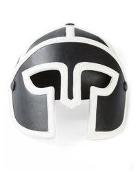 KTZ - Black Gladiator Mask Hat for Men - Lyst