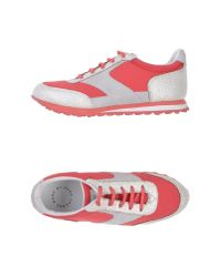 Marc By Marc Jacobs   Pink Low-tops & Trainers   Lyst
